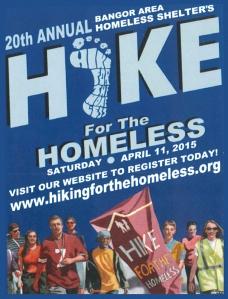 hike homeless 2015