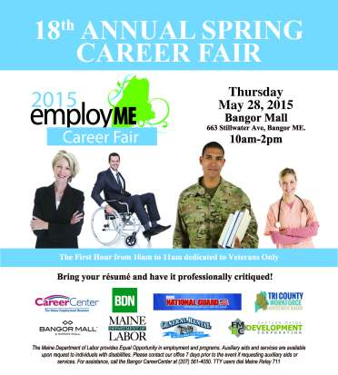 2015 spring career fair