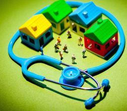Homes in primary care