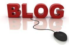 Manage blog