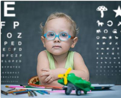 Child eye health