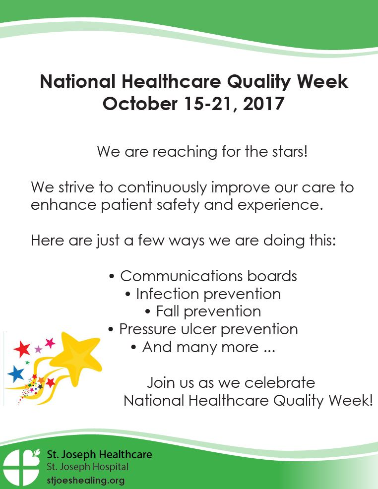 HC quality week