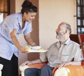 Homecare and hospice