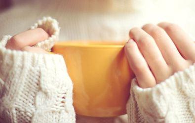 stay warm tea cup