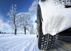 Time for snow tires